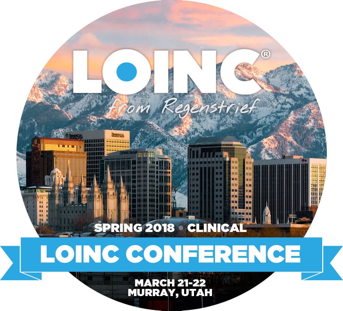 LOINC Conference Spring 2018