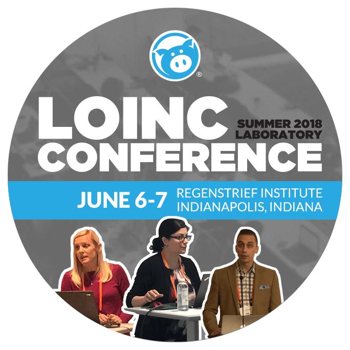 LOINC Conference - Summer 2018